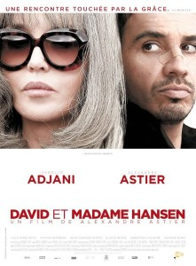 David et Madame Hansen − affiche officielle
